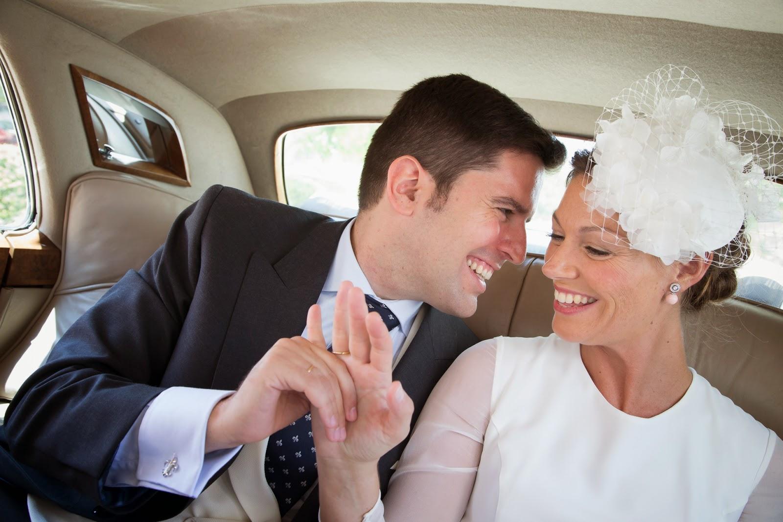 La boda de Carlos y Rocio