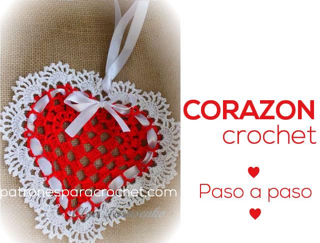 Perfecto Los Patrones De Crochet De San Valentín Modelo - Ideas de ...