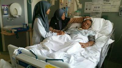 rakyat Malaysia diserang strok