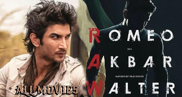 Romeo Akbar Walter Movie pic