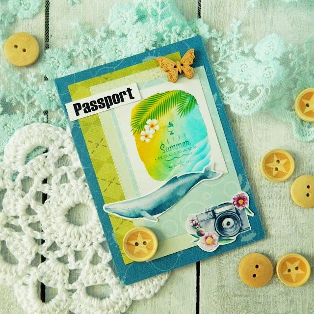 обложка для паспорта, обложка, паспорт, обложка для паспорта, обложка для паспорта на заказ, обложка для паспорта купить, купить обложку для паспорта, морская
