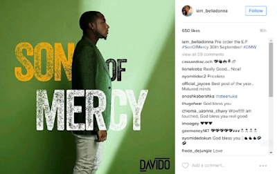 Davido and his baby mama, Sophia again- You need to see this