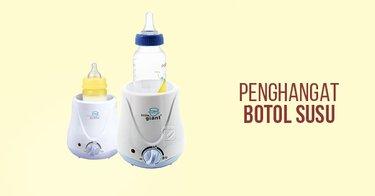 Berbagai Macam Jenis Penghangat Botol Susu