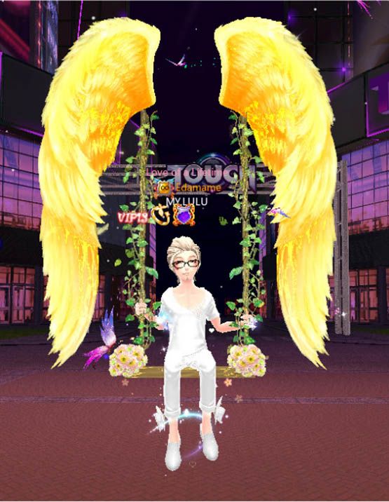 Heaven Swing ~ Touch 3claws Blogspot