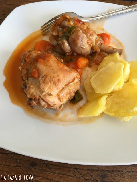 pollo-guisado-con-salsa