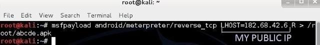 طريقة إختراق الايميل بواسطة رقم الهاتف فقط عبر Kali Linux