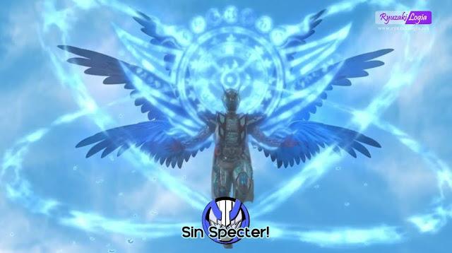 [V-Cinema] Kamen Rider Ghost REBIRTH: Kamen Rider Specter Subtitle Indonesia