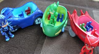 PJ masks, pj masks toys, toys, owlette, catboy, geko, pjmasks, mymummyspam, my mummy spam,