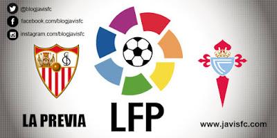 Previa Sevilla FC - Celta