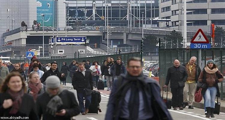 قرار عاجل الآن من السعودية بعد هجمات بروكسل ببلجيكيا