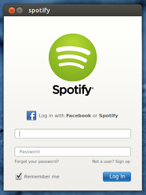 install spotify in Ubuntu