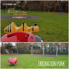 Parks and playgrounds in Northamptonshire - Errington