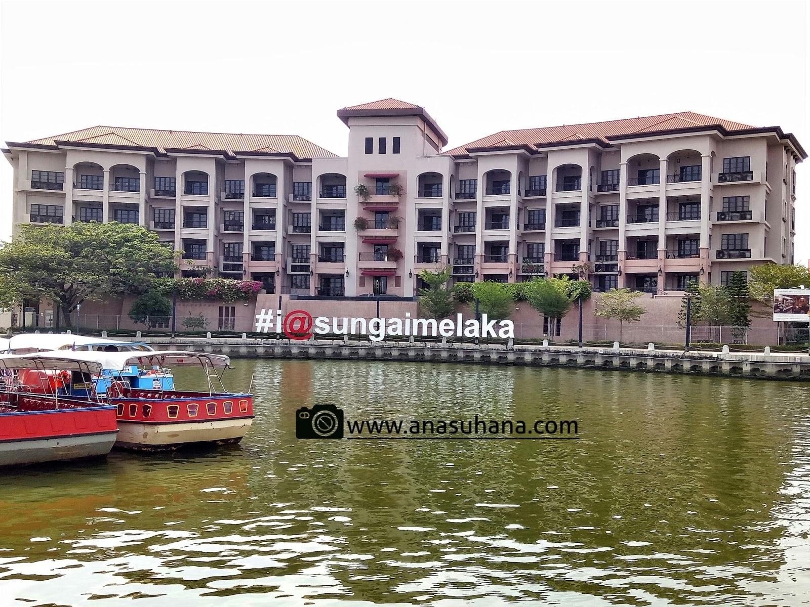 Tempat Menarik di Melaka : Melaka River Cruise
