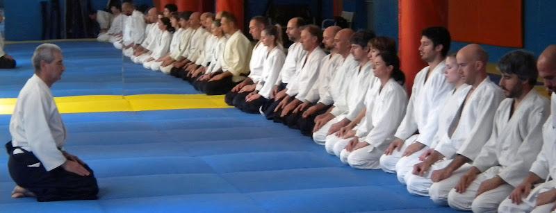 pratica Aikido Torino
