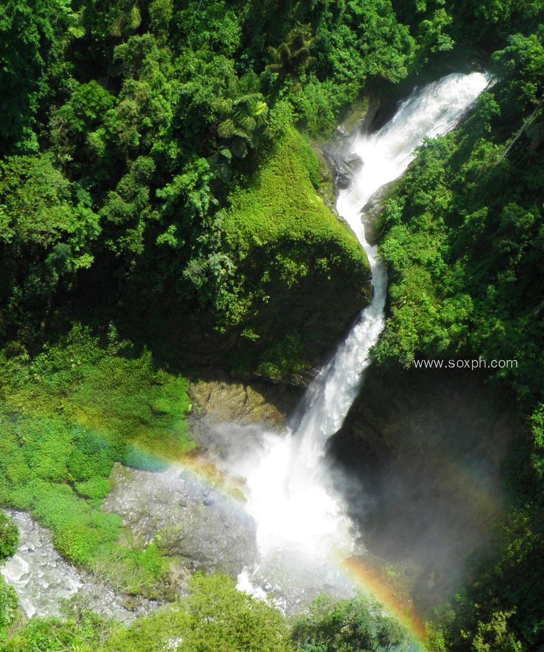 Hikong B'lebed | Seven Falls