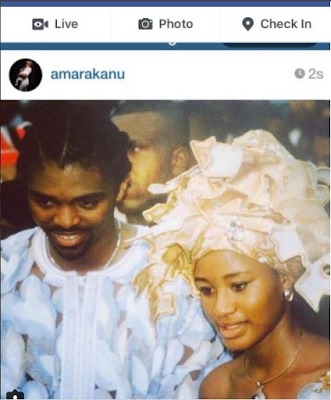 kanu nwankwo and wife amara celebrate 13th traditional