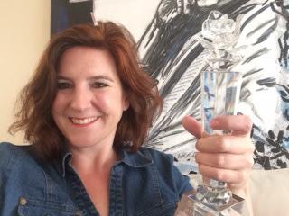 Suzanne Jefferies wins Romance Writers of South Africa's Imbali Award 2016