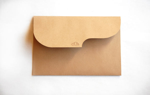 20 Creative Examples of Envelope Design ideas - Jayce-o-Yesta