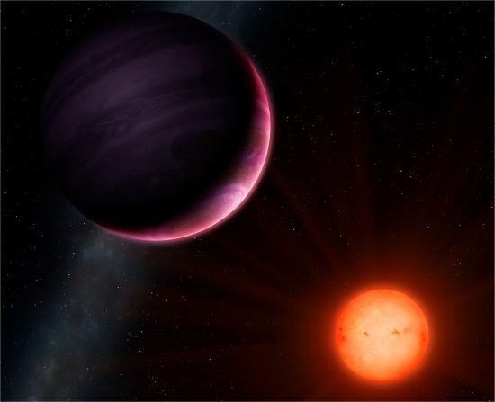 Exoplaneta gigante desafia teorias de formação planetária