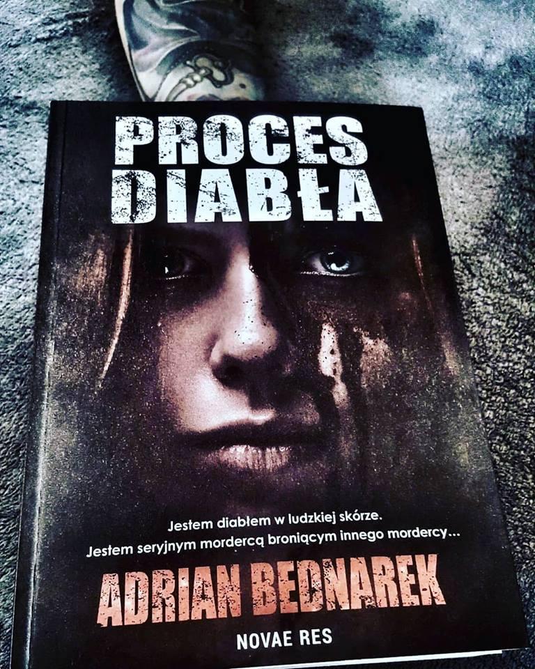 Adrian Bednarek - Proces diabła