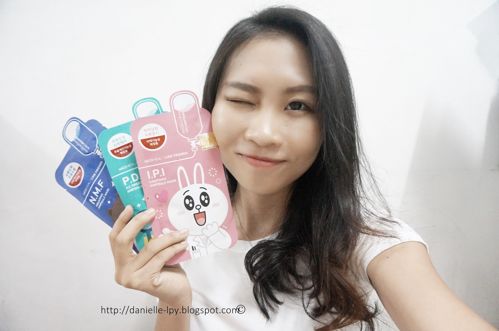 Mediheal X Line Friends Ampoule Mask Must Have Before Bedtime By Currently Im Using To Moisture