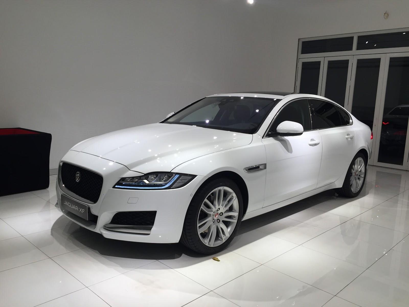 Giá Xe Jaguar XF