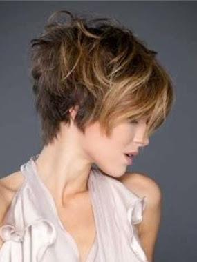 aqu las mejores imgenes de cortes de pelo corto degrafilado para mujer como fuente de inspiracin with corte de pelos cortos para mujer