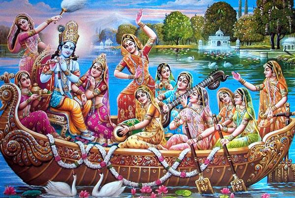 Krishna Radha Status