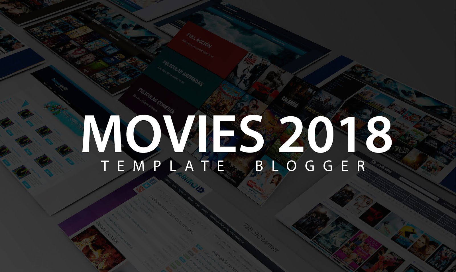 Template Blogger Movies