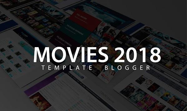 8 Template Blogger para Películas