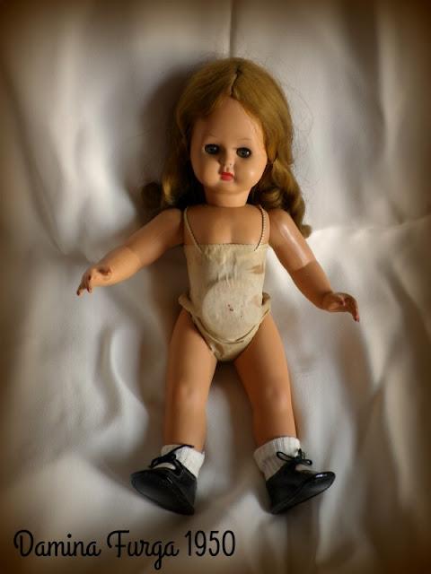 Furga bambole vintage