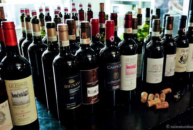 Panzanon viinit - www.blancdeblancs.fi