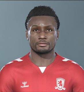 PES 2019 Faces John Obi Mikel by Sofyan Andri