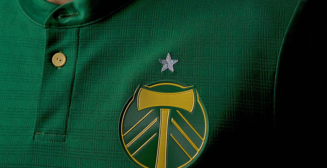 premium selection 145ea 6f68d Portland Timbers 2017 Home Kit Released - Footy Headlines