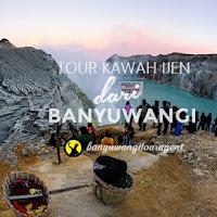 Tour Kawah Ijen dari Banyuwangi