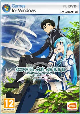 Sword Art Online Lost Song PC [Full] Español [MEGA]