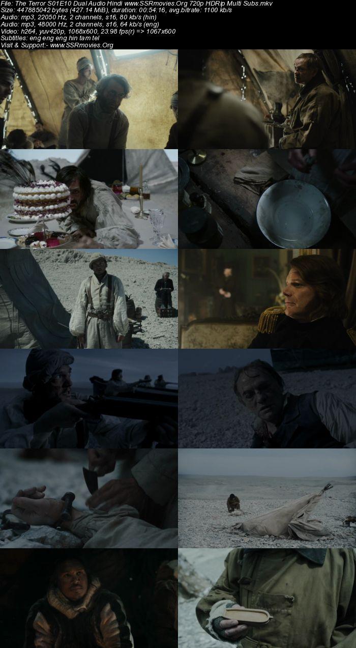 The Terror S01E10 Dual Audio Hindi 720p HDRip