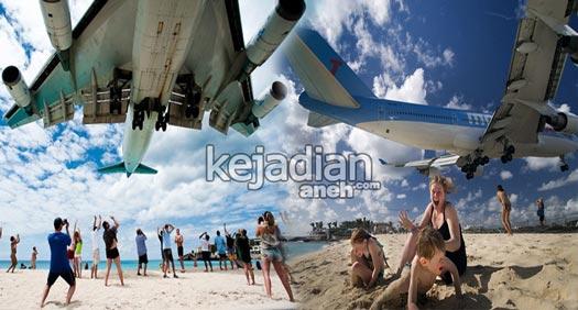 13 Bandara Pesawat Paling Ekstrim dan Berbahaya