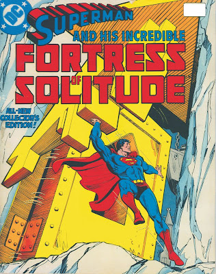 Fortress of Solitude Comic Book