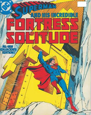 Fortress of Solitude Comic Book