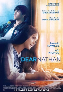 Sinopsis Film Indonesia Dear Nathan (2017)