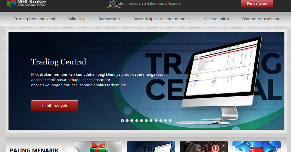 Broker forex di indonesia