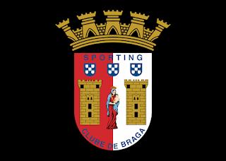 S.C. Braga (Sporting Clube de Braga) Logo Vector