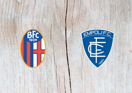 Bologna vs Empoli  - Highlights 27 April 2019