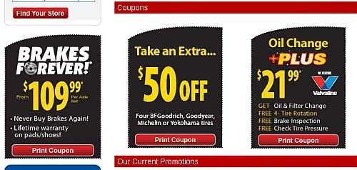 Mr Tire Oil Change >> Mr Tire Coupons And Rebates 2020
