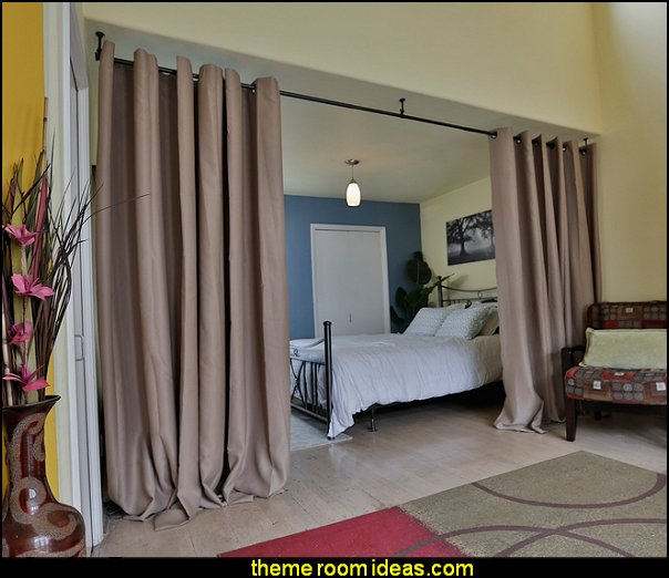 Hanging Room Divider Kit