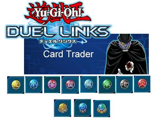 Cara Mendapatkan Kartu Gratis Yu-Gi-Oh! Duel Links Dengan Cara Trade