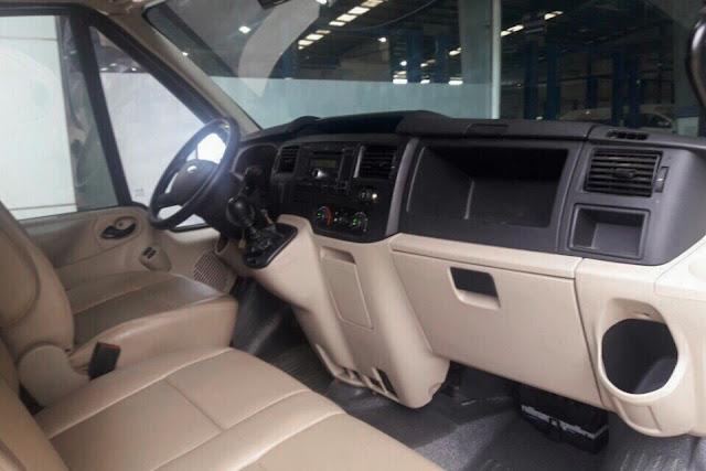 Bán xe Ford Transit Van - đời 2016 - Bonbanhsaigon.com 8
