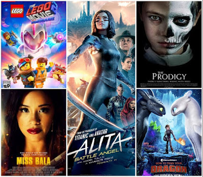 5 Movies to be released in February 2019