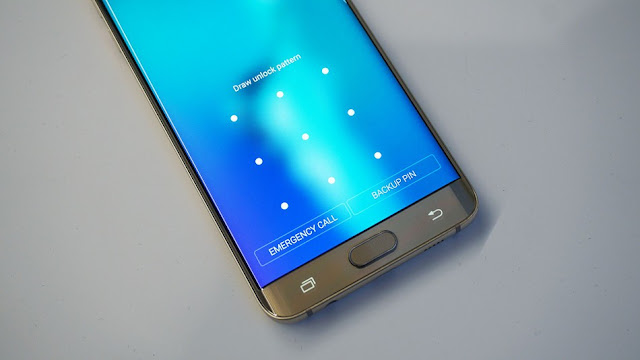 Pattern Lock (Kunci Pola) pada Android mungkin rentan pencurian
